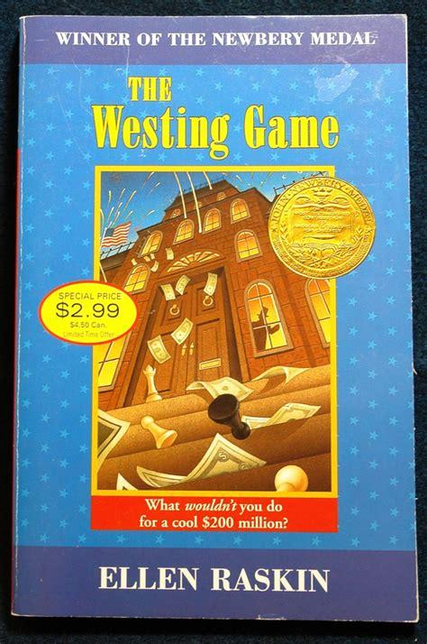 Novel The Westing otis publish with glogster