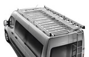 nv400 roof rack and walkway tullamore nissan
