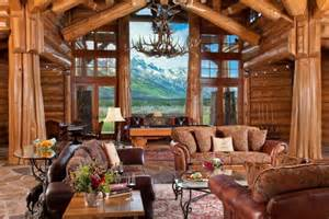 rustic cabin decor home
