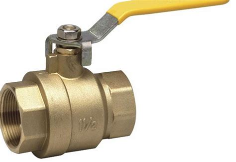 Valves In Plumbing by Lead In Water Linked To Brass Plumbing