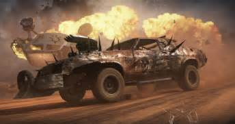 mad max new car mad max new screenshots show cars desert environment and