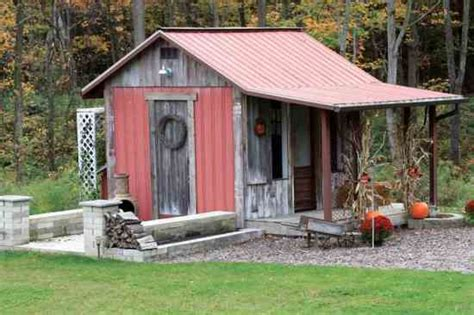 Great Sheds by Great Garden Sheds Showoff Organic Gardening