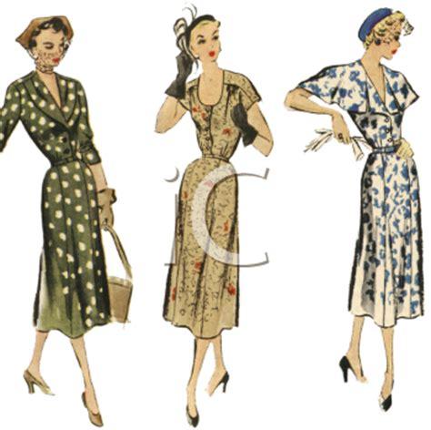 1940s women fashion fabrics americas turning points of fashion