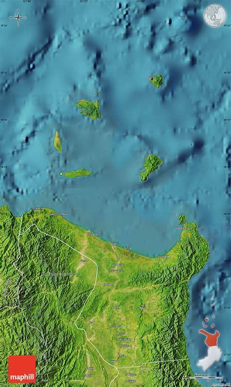 phil map via satellite satellite map of cagayan
