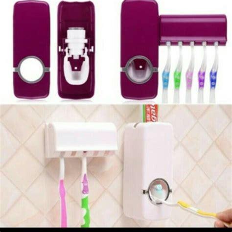 Pasta Gigi Dan Sikat Gigi jual dispenser odol dan sikat gigi dispanser tempat pasta