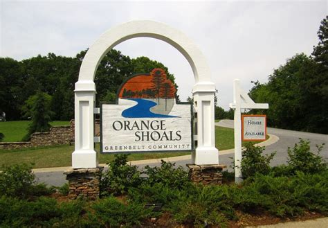 greenbelt community of orange shoals canton ga