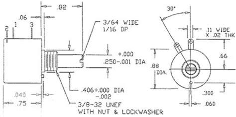 multi turn potentiometer wiring diagram for wiring diagrams