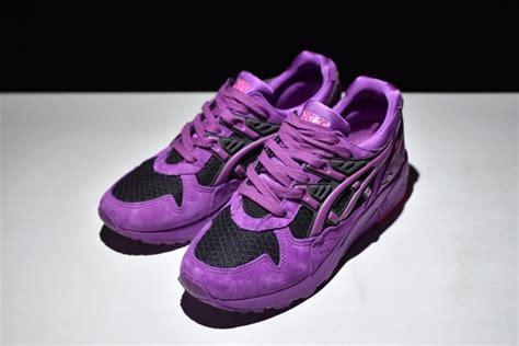 mens purple running shoes asics kayano mens purple