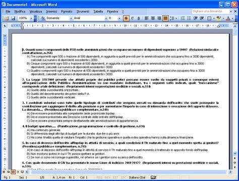 min interno forum mininterno net corso concorso sspa quiz software di