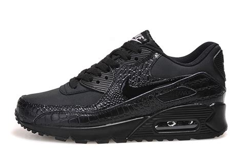 all black athletic shoes nike air max 90 all black womens running shoes
