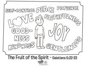 fruit of the spirit coloring pages the fruit of the spirit coloring page whats in the bible