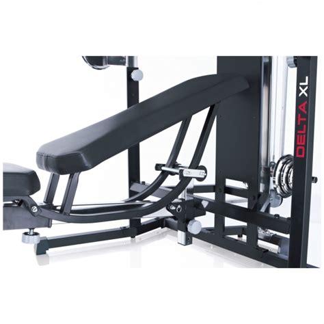 kettler weight bench kettler delta xl multi gym online order find it at fitt24 com