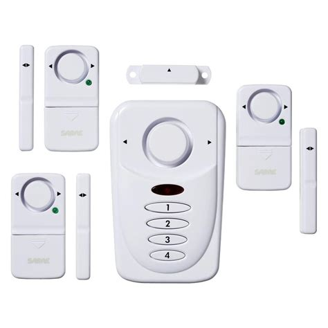 sabre home security alarms hs wak the home depot