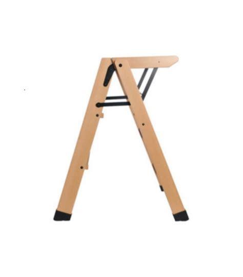 sgabello scaletta sgabello scaletta a 3 gradini in legno mancini mancini