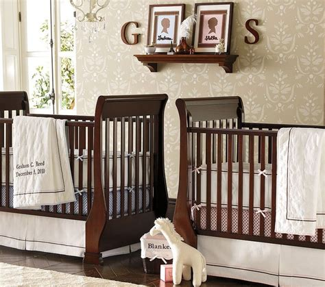Pottery Barn Baby Furniture by Sleigh Fixed Gate Crib Traditional Cribs By Pottery