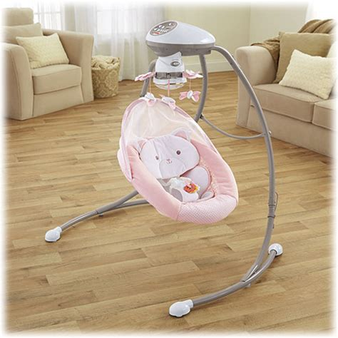 fisher price little lamb swing manual my little snugakitty cradle n swing