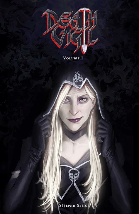 death vigil volume 1 death vigil vol 1 tp releases image comics
