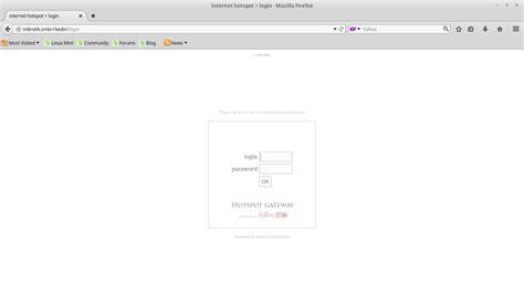 membuat login hotspot pada mikrotik membuat hotspot pada mikrotik master jaringan