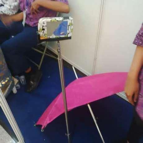 Tongsis Keren keren payung yang bisa diubah menjadi tongsis dan tripod karya anak liputan islam