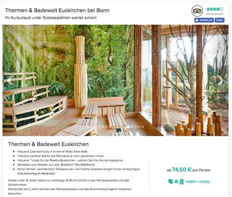 therme euskirchen deal 2 tage thermen badewelt euskirchen nur 74 inkl 4 hotel