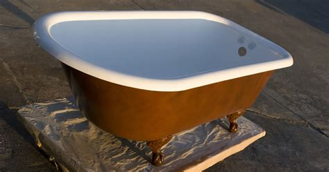 restore clawfoot bathtub to clean an antique clawfoot tub