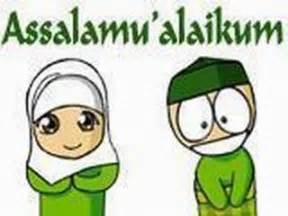 assalamu alaikum warahmatullahi wabarakatuh vs dien islam