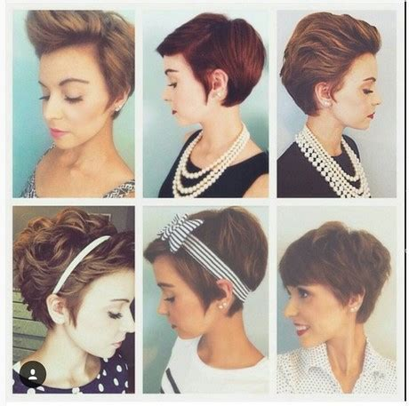 hair of boor hair tutorial pt 2 rocking 5 different pixie hairstyles