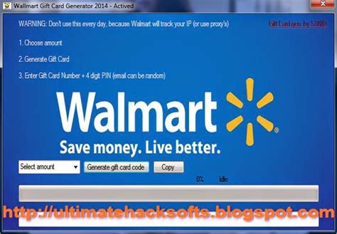 download hack walmart gift cards zenletitbit - Walmart Gift Card Generator