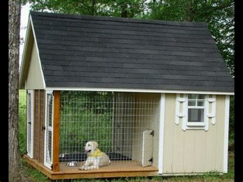 diy dog house for large dogs youtube