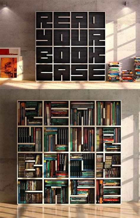 25 best ideas about bookshelf design on