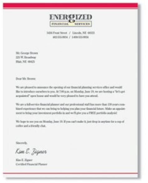 Business Letterhead Email Business Stationery Ideas To Maximize Its Value Paperdirect