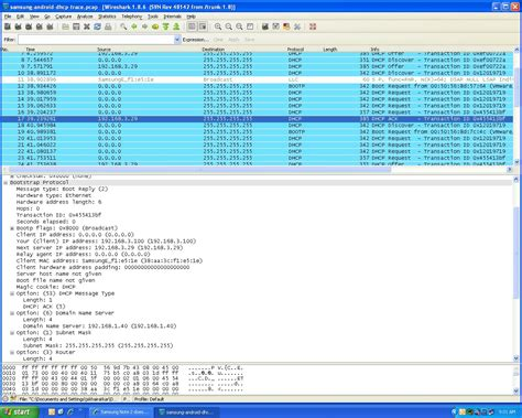 wireshark for android 4 0 sandwich samsung note 2 does not assign received ip android enthusiasts stack