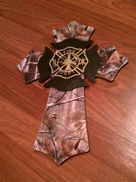 camo cross tattoo designs camo firefighter cross things i ve made rustic