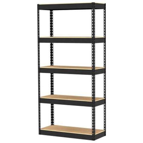 Gorilla Rack Shelving Unit by Gorilla Rack 5 Shelf 30 In X 12 In X 60 In Freestanding
