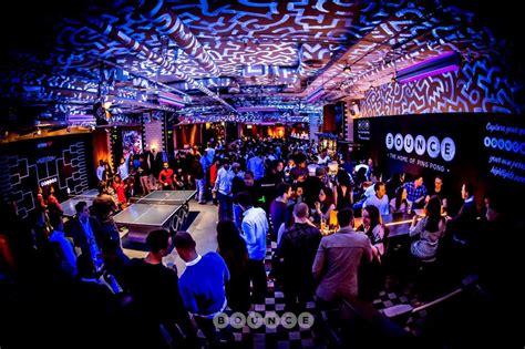 Bar Plans For Basement by Ping Pong Bar Amp Restaurant Concept Bounce Eyes Global