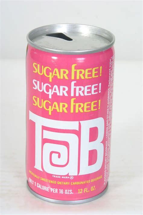 imagenes retro soda tab vintage sugar free tab soda pop can c s top opened 10 21