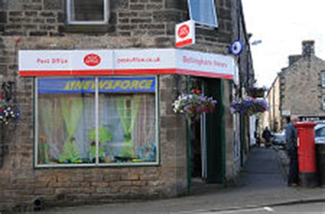 Post Office Bellingham by Bellingham Feature Page On Undiscovered Scotland