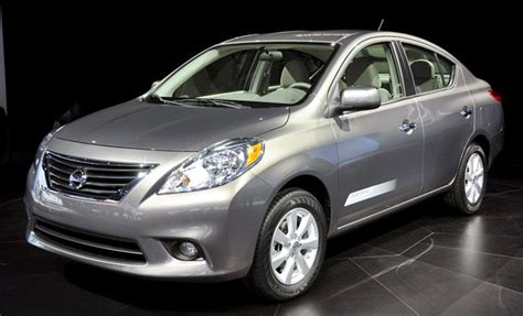 cheap nissan cars nissan versa cheap car compact and autopten com