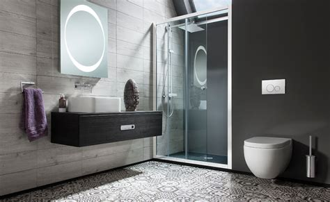 Boutique Bathroom Ideas by The On Trend Look Luxury Bathrooms Uk Crosswater Holdings