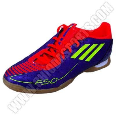 Sepatu Bola Adidas 400 Ribu baju olaraga sepatu futsal adidas f5 in