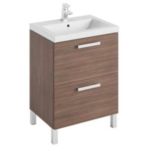 Freestanding Bathroom Furniture B Q Romana Freestanding Furniture Bathroom Furniture