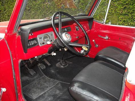 jeep jeepster interior 1968 jeep jeepster convertible 177424