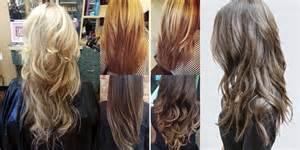 Galerry foto di acconciature per capelli lunghi