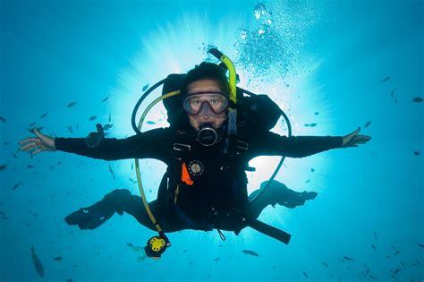 Kaos Diving Padi 2 scuba diving