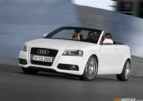 Audi A3 Tfsi 1 8 by Audi A3 1 8 Tfsi Cabriolet Photos And Comments Www