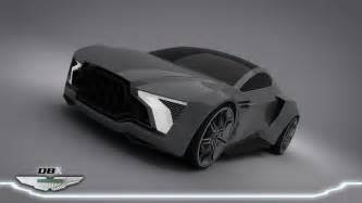 Aston Martin Concept Cars Aston Martin Dbx Concept Car Design