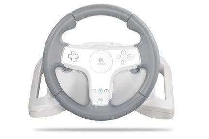 volante per wii logitech speed wireless un volante serio per wii