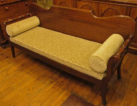 miners couch antique australian cedar miners couch the merchant of welby
