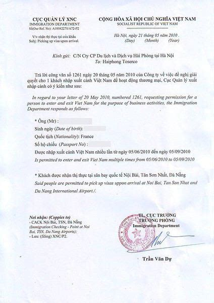 Exemple De Lettre D Invitation Visa Chine Modele Lettre Invitation Visa Affaire