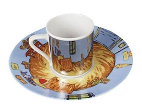 cool cups in the anamorphic tea cups illusion